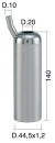 Milking Machine – Milking Systems - Milking Equipment - 4208043 -TCS 44,5X1,2X140 D.20 LIGHT - FOR IPL02 - Доильные группы - Other shells