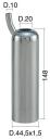Milking Machine – Milking Systems - Milking Equipment - 4208086 -TCS 44,5X1,5X148 D.20 - Доильные группы - Other shells