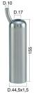 Milking Machine – Milking Systems - Milking Equipment - 4208125 -TCS 44,5X1,5X155 D.17 LIGHT - FOR IPL01 - Доильные группы - Other shells