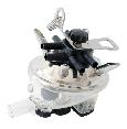 Milking Machine – Milking Systems - Milking Equipment - 1539253 -ORB350 HD WITH VALVE-45°-13X10 F/R - Claws - Orbiter claw HD