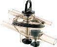 Milking Machine – Milking Systems - Milking Equipment - 2039049 -ITP203 CLAW SIM - WITH VALVE PSU - Козы и овцы - Claws