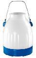 Milking Machine – Milking Systems - Milking Equipment - 2619001 -ECOBUCKET  30L H145 BLUE - Ведро & Молокопровод - Buckets
