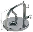 Milking Machine – Milking Systems - Milking Equipment - 4008011 -S/S LID D.17 STD SUIT. FOR S&G - Ведро & Молокопровод - Lids