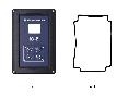 Milking Machine – Milking Systems - Milking Equipment - 5650053 -Kit Cover and push-button for I-OB panel - Автоматизация - iMilk 600